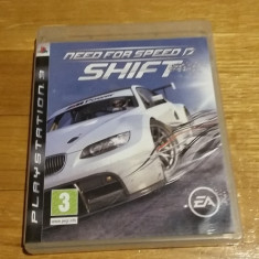 PS3 Need for speed Shift - joc original by WADDER - Jocuri PS3 Electronic Arts, Curse auto-moto, 3+, Single player