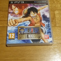 PS3 One piece pirate warriors - joc original by WADDER - Jocuri PS3 Namco Bandai Games, Actiune, 12+, Multiplayer