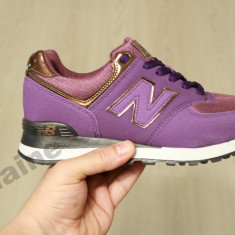 Adidasi New Balance Dama - Adidasi dama Nike, Culoare: Din imagine, Marime: 37, 38, 39, 40, Piele sintetica