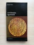 Nicolas Platon – Civilizatia egeeana vol. 1 (Editura Meridiane, 1988)
