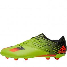 Ghete de fotbal adidas MESSI 15.3 ORIGINALI masura 43 1/3 - Ghete fotbal Adidas, Culoare: Din imagine, Barbati, Teren sintetic: 1, Iarba: 1