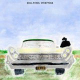NEIL YOUNG - STORYTONE, 2014, CD