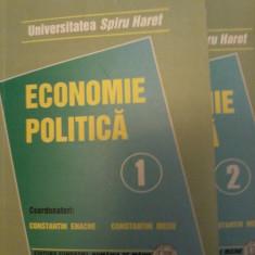 Constantin Enache, Constantin Mecu - Economie politica (2 vol) - Carte Economie Politica