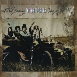 NEIL YOUNG & CRAZY HORSE - AMERICANA, 2012, CD