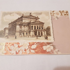 Carte postala germania / lito, Necirculata, Printata