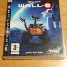 PS3 Disney Pixar Wall-e - joc original by WADDER - Jocuri PS3 Thq, Actiune, 3+, Multiplayer
