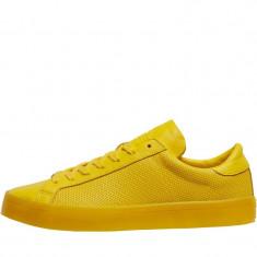 Adidasi Adidas Originals Court Vantage Adicolor ORIGINALI masura 42 din piele - Adidasi barbati, Culoare: Din imagine, Piele naturala