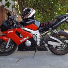 Motocicleta Yamaha R6(2001), imbunatatita+doua cadouri