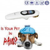 Dispozitiv laser pt dureri si rani la caini, pisici, cai & animale de companie