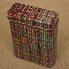 Cutie metalica pentru tigari model 2 - Tabachera