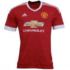 Tricou de fotbal barbati Nike Manchester United ORIGINAL masura S - Tricou echipa fotbal, Marime: S, Culoare: Din imagine, De club, Maneca scurta