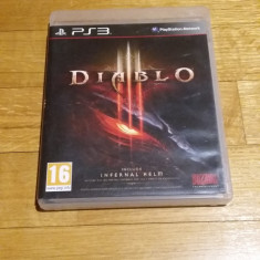 PS3 Diablo 3 - joc original by WADDER - Jocuri PS3 Blizzard, Role playing, 16+, Multiplayer
