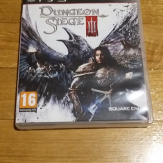 PS3 Dungeon siege 3- joc original by WADDER - Jocuri PS3 Square Enix, Role playing, 16+, Multiplayer