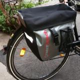 Geanta,germana,pentru,bicicleta,lateral,portbagaj