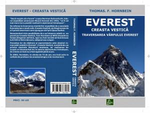 Everest - Creasta vestica. Traversarea varfului Everest, de Thomas F. Hornbein