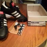 Vand Ghete Fotbal Adidas Originale Copa Mundial, Marime: 41 1/3, Culoare: Negru
