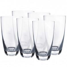 Set pahare sticla Eco Pure 6x350 ml, 01453