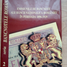 Bancnotele Romaniei - vol.2 - Emisiunile de bancnote romanesti 1896-1929 - Bancnota romaneasca