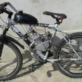 Bicicleta cu motor 80cmc