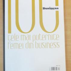 100 cele mai puternice femei din business Romania 2017 (Business Magazin)