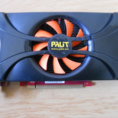Placa video Palit GTX 460 1GB DDR5 256-bit, DirectX 11. - Placa video PC Palit, PCI Express, nVidia