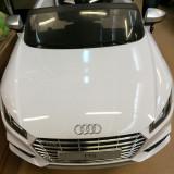 Masinuta electrica AUDI TTs - Livrare Gratuita - Masinuta electrica copii Chipolino, 4-6 ani, Unisex, Altele
