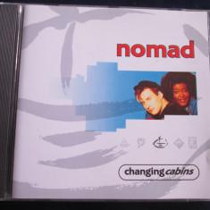 Nomad - Changing Cabins _ cd, album, original, ZYX(Germania) _euro house - Muzica Dance Altele