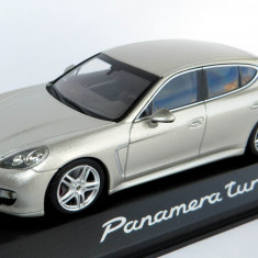 Minichamps Porsche Panamera turbo 2010 1:43 - Macheta auto Hot Wheels