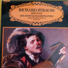 Richard Strauss - Don Juan, VINIL, rca records