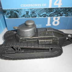 Macheta tanc RENAULT FT17 1914-18 1:32