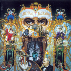 Michael Jackson Dangerous 2014 jewelcase (cd) - Muzica Pop