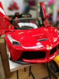 Masinuta electrica Chipolino Ferrari F12  - Livrare Gratuita, 4-6 ani, Unisex, Rosu