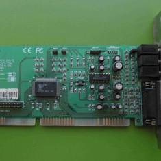 Placa de sunet CMI8330A ISA - Placa de sunet PC