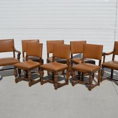 Set 2 fotolii cu 6 scaune