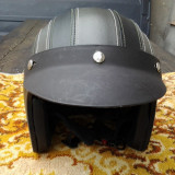 Casca Moto Black Helmet (mar.M)