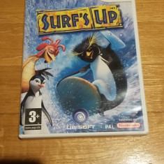 Wii Surf's up joc original PAL by WADDER - Jocuri WII Ubisoft, Actiune, 3+, Multiplayer