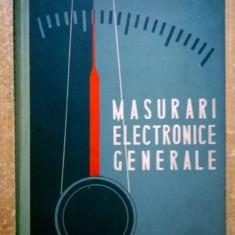 E. Nicolau, M. Belis - Masurari electronice generale
