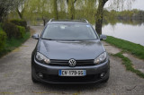 Volkswagen Golf VI 2013 INMATRICULAT RO, Motorina/Diesel, Break
