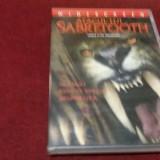FILM DVD ATACUL LUI SABRETOOTH - Film SF, Romana