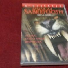 FILM DVD ATACUL LUI SABRETOOTH, Romana