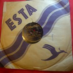 Disc Columbia interbelic -Ctin Tanase, Pavelescu :