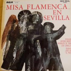 Missa Flamenca en Sevilla - Muzica Clasica rca records, VINIL
