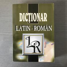 Dictionar Latin-Roman, Editura Didactica si Pedagogica
