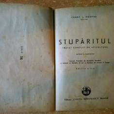 Const. L. Hristea - Stuparitul editia a II-a 1943 {relegata in doua volume}