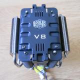 Cooler CPU Cooler Master V8 pentru AMD.