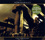 CONSPIRACY (CHRIS SQUIRE (YES) - BILLY SHERWOOD) - UNKNOWN, 2003