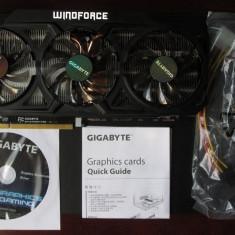 Vand placa video GIGABYTE GeForce GTX 770 OC WindForce 3X 2GB - Placa video PC