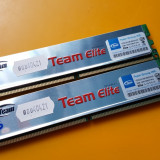 Kit 4GB DDR2 Desktop,2x2GB,Team Group Elite,800Mhz,PC2-6400,CL5,Radiator(G)