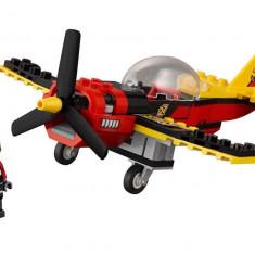 LEGO City - Avion de curse 60144