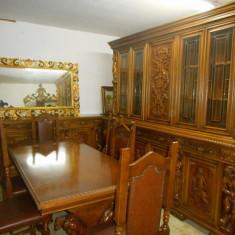 mobilier living baroc